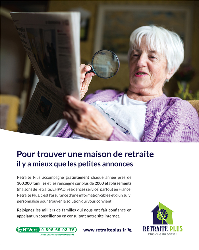 Pour trouver une maison de retraite il y a mieux que les for Trouver une maison