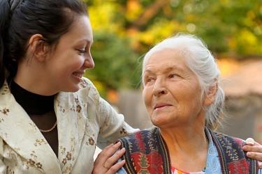 personnes âgées en france